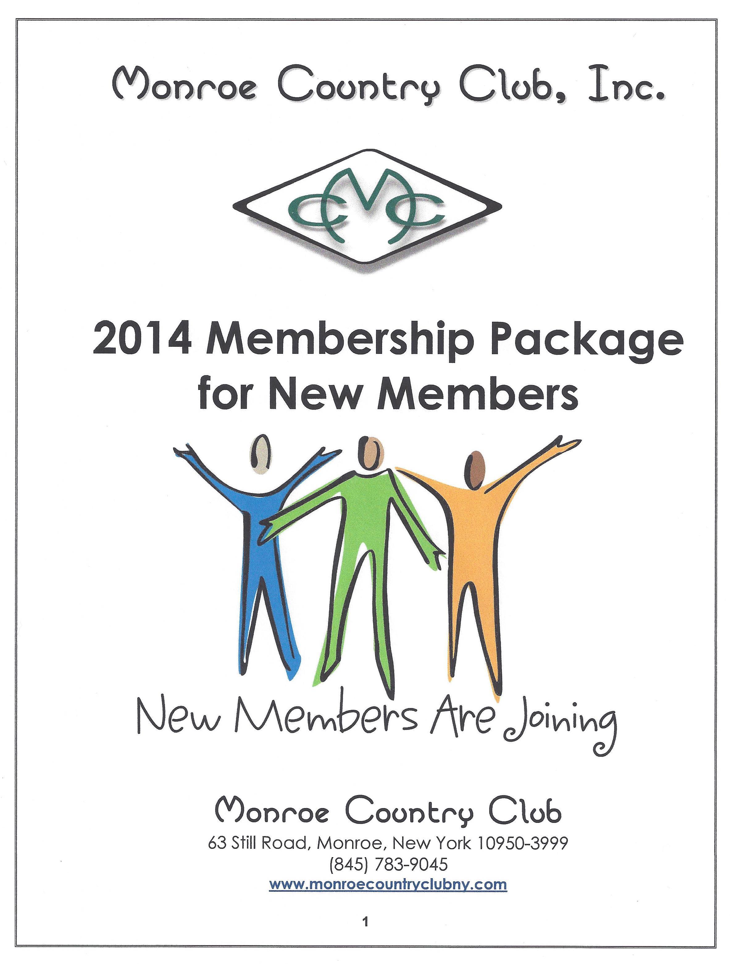 Monroe Country Club